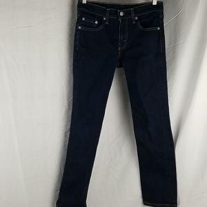 Levi's Dark Wash 511 Jeans Size 30